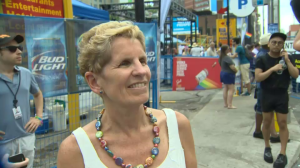'It's a real statement as who we are as Canada': Wynne