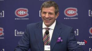 Habs GM believes they have a 'superstar' in Claude Julien
