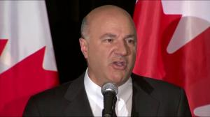 O'Leary drops out of Conservative leadership race, supports Bernier