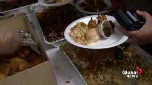 Calgary's Islamic community serves up specialty halal food bank