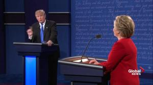Presidential debate: Clinton denies she called TPP trade deal 'the gold standard'