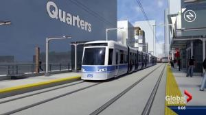Edmonton 'not being treated fairly' when it comes to federal funding for LRT