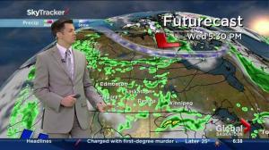 Saskatoon weather outlook – June 23