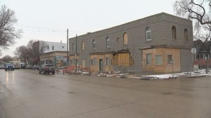 Building owner says he'll have to take the city to court over building demolition