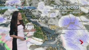 BC Evening Weather Forecast: Mar 5
