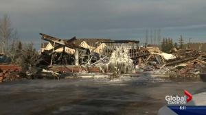 Sherwood Park business picking up pieces after devastating fire