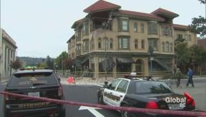 6.0 earthquake jolts Northern California