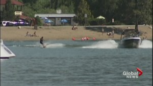 Broken props and large wakes anticipated this Okanagan long weekend