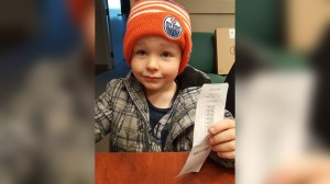 Single father pleads for extension on $67k Oilers 50/50 prize deadline