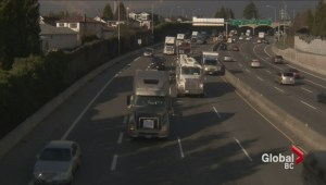 No addditional training needed for ex-vets who become truck drivers