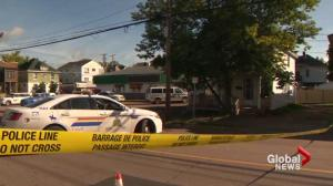 Moncton police investigate overnight shooting on High Street
