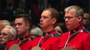Prayer for the RCMP given at Const. David Wynn's funeral