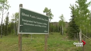 Forestry officials remind off road users to stay on trails