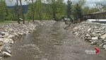 Lumby flood control funding drying up