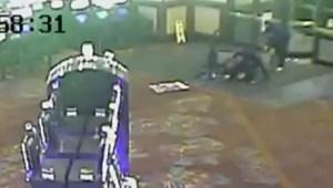 ATM falls on thief at Casino Calgary
