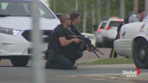 Moncton Manhunt: City Lockdown