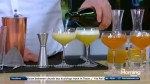 Citrus based cocktails for the spring season