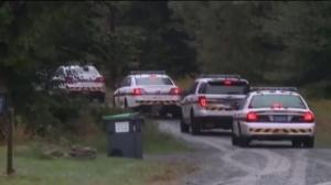 Massive manhunt underway in Pennsylvania