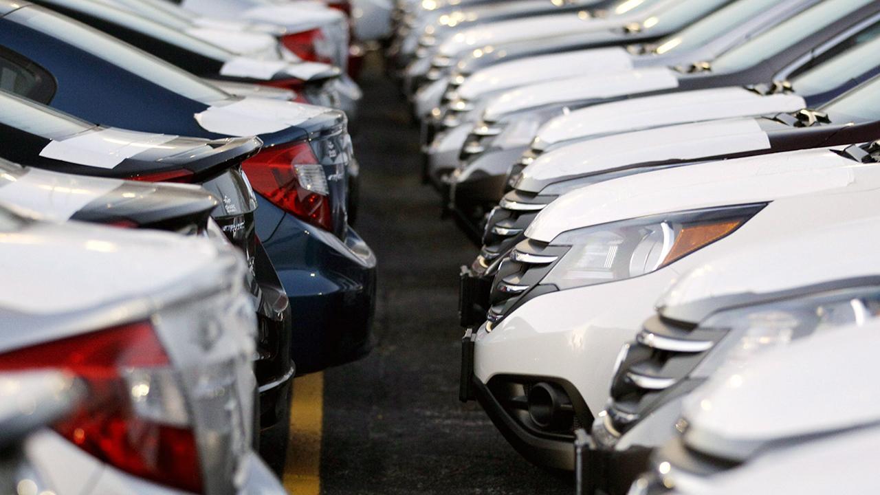 Honda Recalls 1.2 Million Accords Over Flaming Batteries