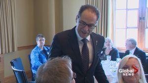 Joe Ceci says sales tax not coming in provincial budget