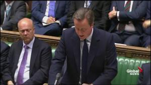 David Cameron: British government will not be triggering Article 50
