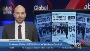 BIV: D-wave raises $29 million in venture capital