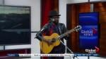 Folk rocker Tété performs on The Morning Show