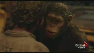 'Dawn of the Planet of the Apes' conquers box office