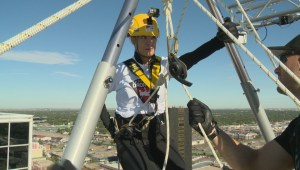 Easter Seals Drop Zone 2016