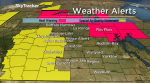 Saskatoon weather outlook: B.C. wildifre smoke affecting western Sask.