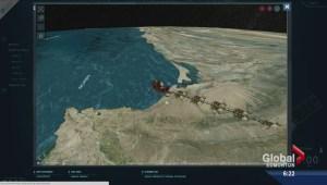 Santa goes high-tech
