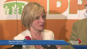 Rachel Notley wins Alberta NDP leadership race