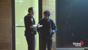 Raw video: Police investigate stabbing in Scarborough
