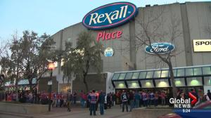 Edmontonians share their memories of Rexall Place