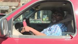 Lethbridge man fined for parking backwards