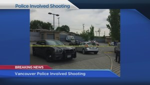 Vancouver police involved in McDonald's parking lot shooting