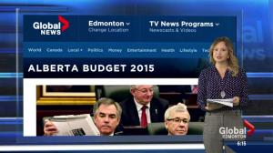 Poll: Your reaction to Alberta's budget