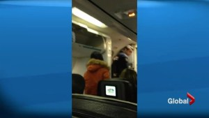 Metro Vancouver passenger disrupts WestJet flight