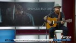 Spencer Burton performs 'End of Summer'
