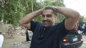 Journalist Mohammed Fahmy pardoned, released from Egyptian prison