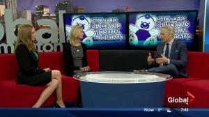 Stollery Children's Hospital on community fundraising