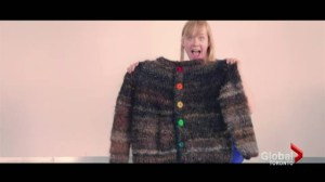 It's a 'Gay Sweater'