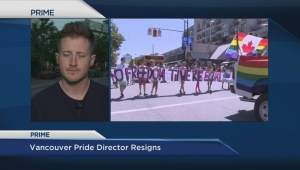 Is  Vancouver Pride getting too political?