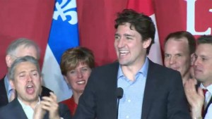 Trudeau expresses enthusiasm for Montreal's light rail transit project