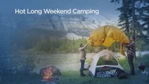 Extreme camping tactics: What people are doing to get a spot