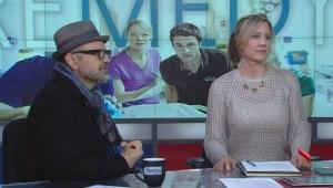 Co-host Enrico Colantoni talks about the new season of 'Remedy'