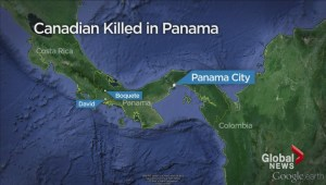 Port Alberni man murdered in Panama