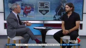 NHLer Drew Doughty talks his sports accomplishments