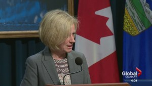 Premier Notley and cabinet hold first meetings