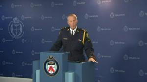 Toronto Police closely watching events in Ottawa